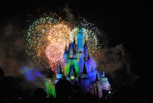 New Year's Eve at Disney World 2018