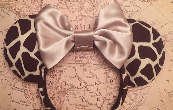 Giraffe Mouse Ears