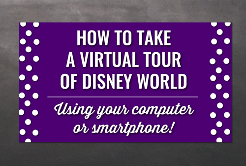 Take a virtual tour of disney world parks disney springs the take a virtual tour of disney world parks disney springs the mouse tutor gumiabroncs Image collections